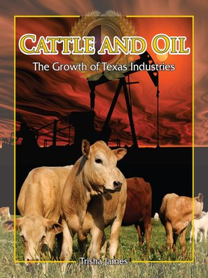 cover image of Cattle and Oil